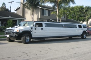Limo for Numis Network Party