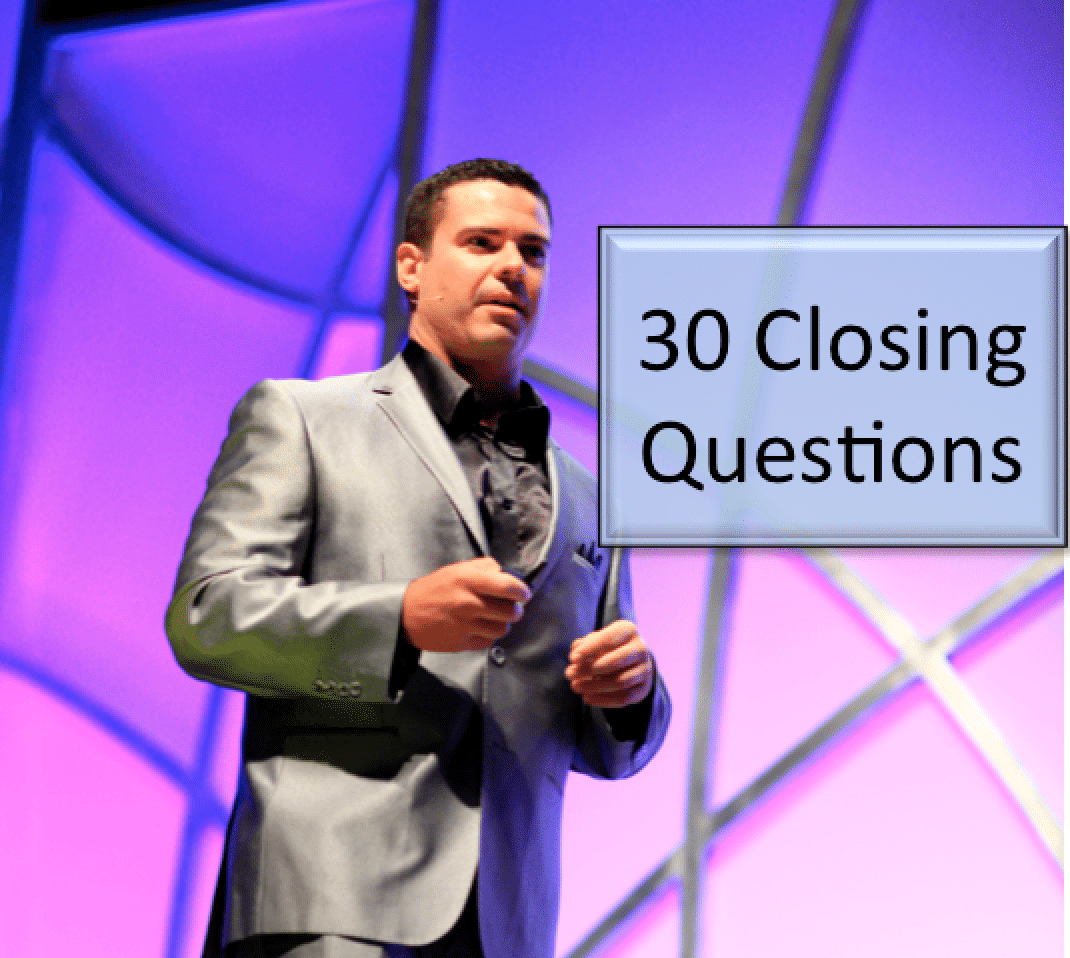 MLM Marketing - 30 Recruiting Questions
