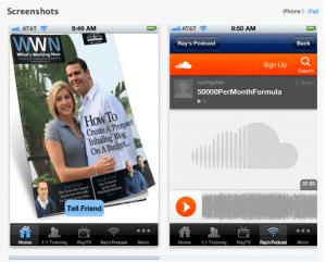 Downloadable MLM App - Free