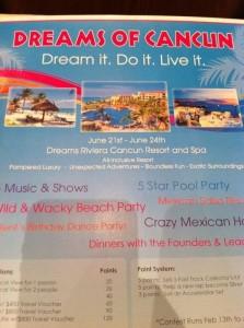 Numis Network Cancun Trip