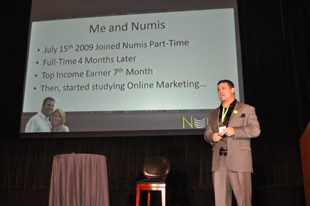 Review of Numis Network Convention