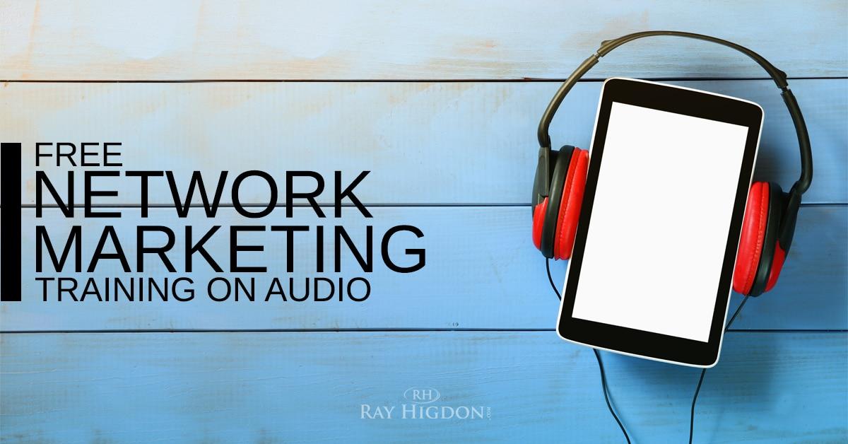 free network marketing training