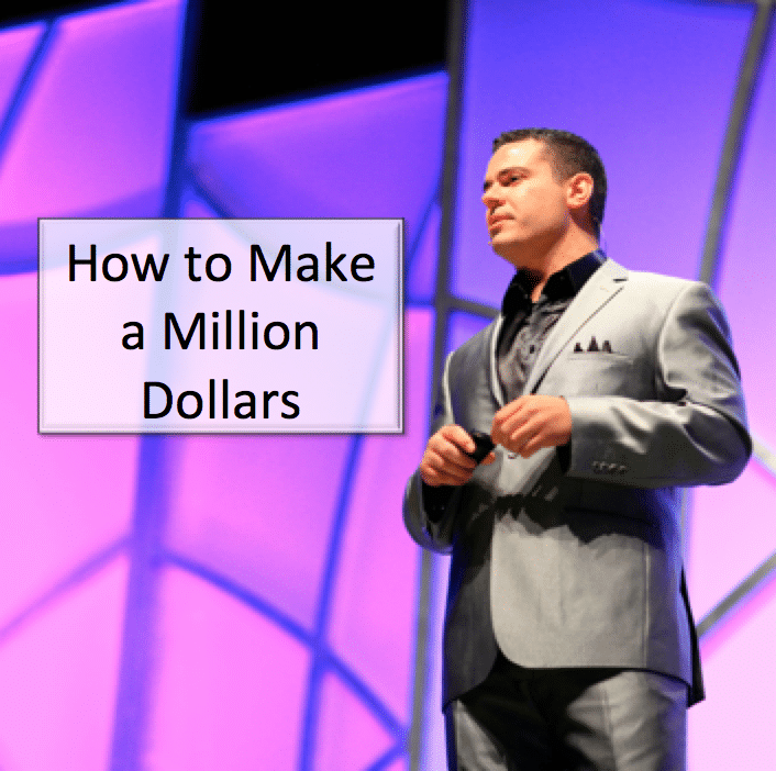 how to make one million dollars
