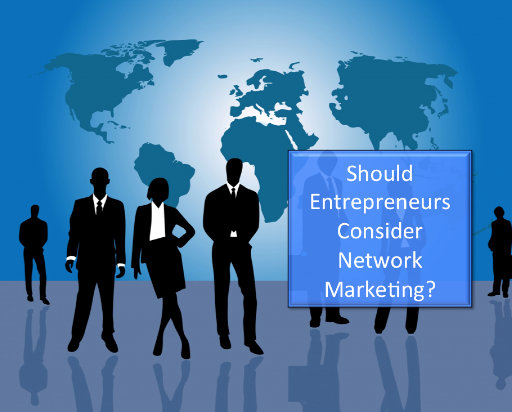 network marketing businesses