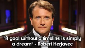 the life and works of robert herjavec A letter from robert herjavec on his company's 15th anniversary 'i'm not big on sitting back and smelling the roses in fact, i typically emphasize constant forward.