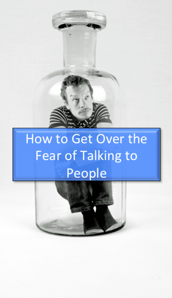 fear of talking to people