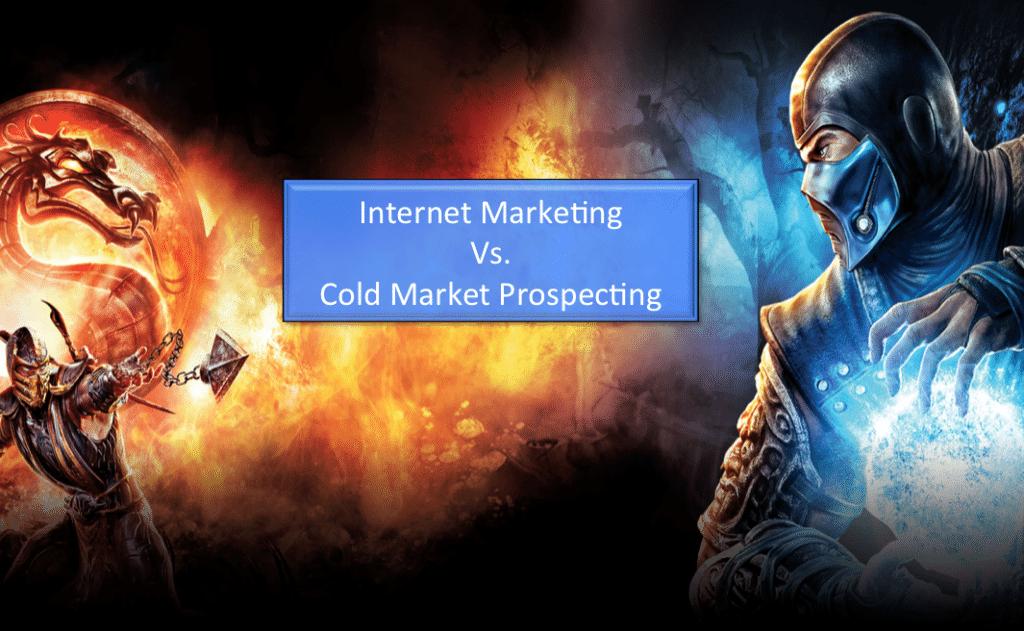 cold market prospecting