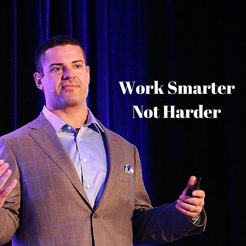 how to work smarter not harder in school