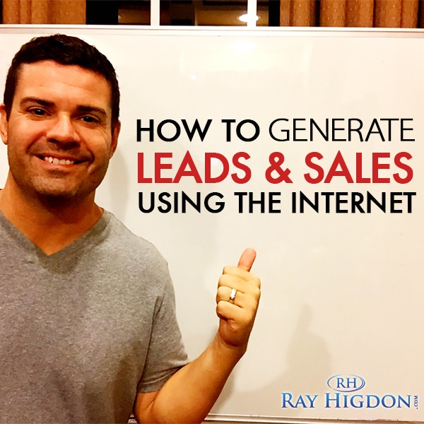 Free Video: EXACTLY How to Generate MLM Leads and Signups