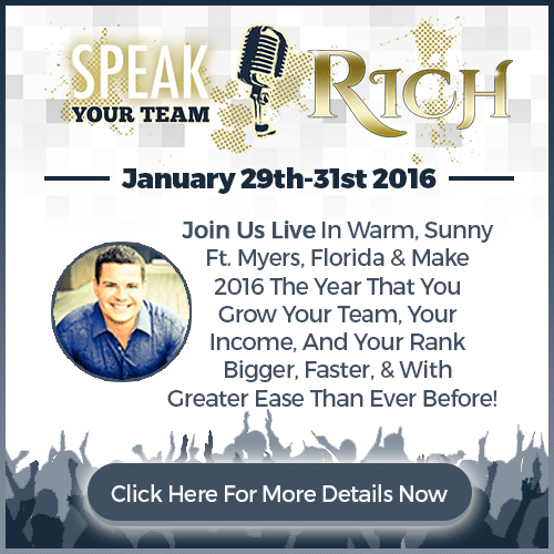 Webinar Encore - How To Make 2015 Your Best Year Ever
