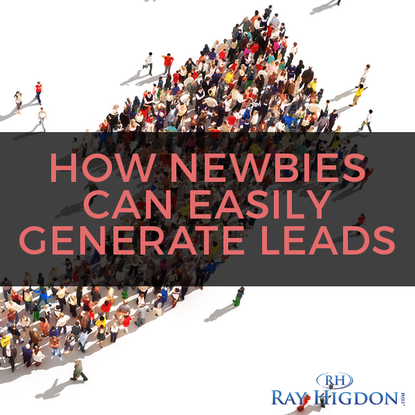 How to Generate MLM Leads when you are New