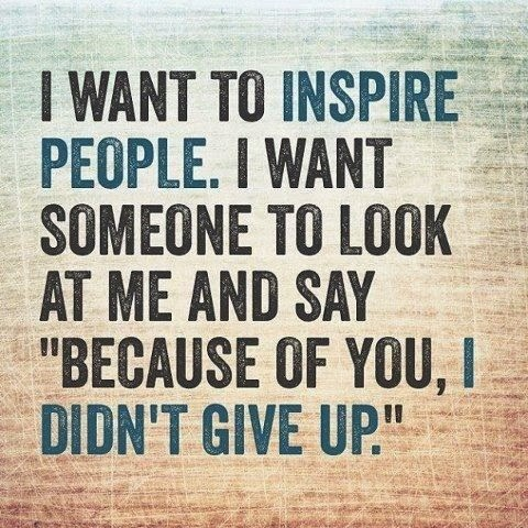 I-want-to-inspire-people