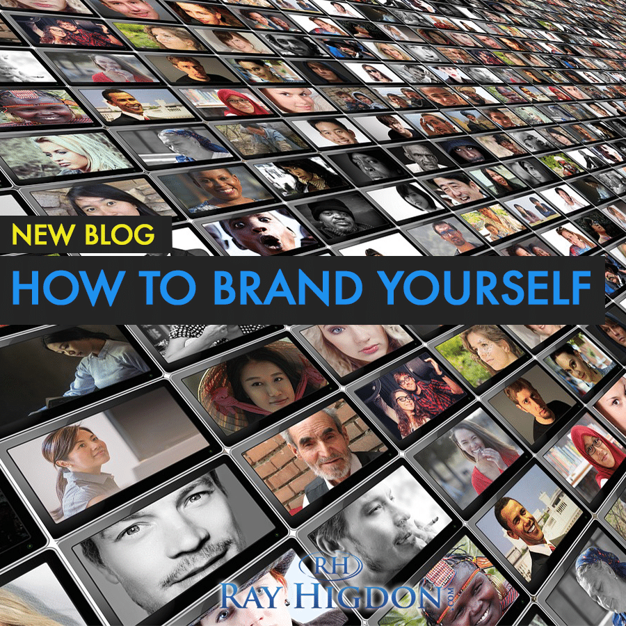 how to brand yourself