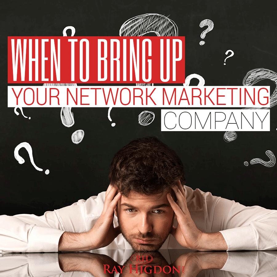 Network Marketing Company