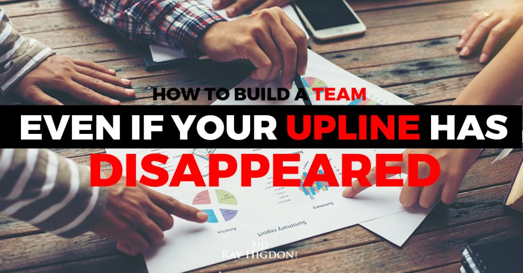 Building a Local MLM Team Without an Upline