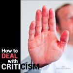 MLM Tips: Dealing with Criticism