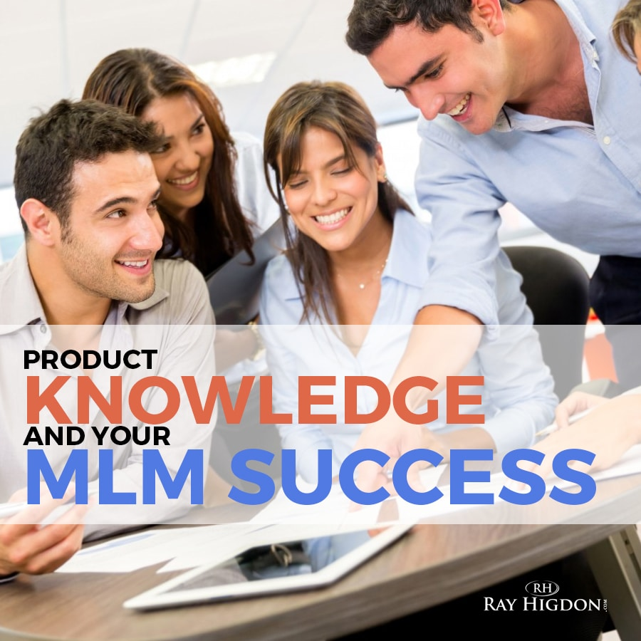 MLM Success and Product Knowledge, what's Required?