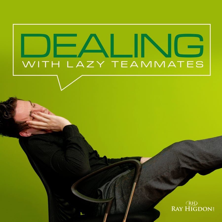 How to Deal with Lazy Teammates in Network Marketing