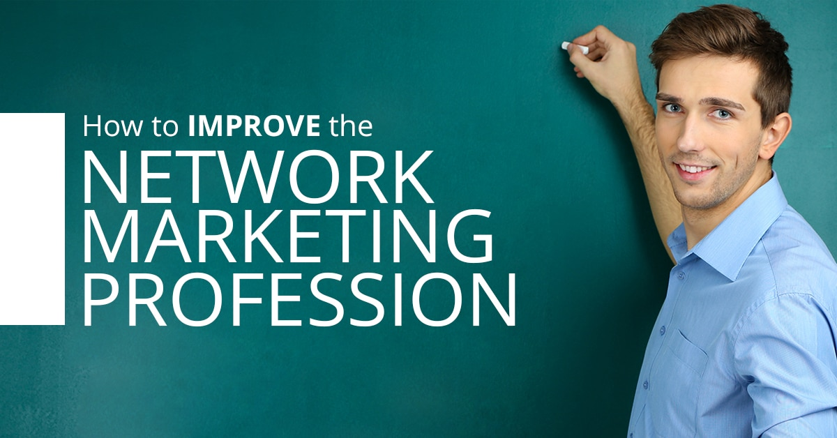 Network Marketing Profession