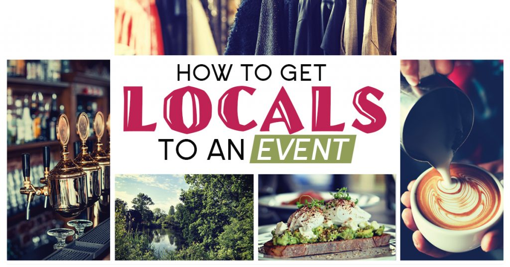 How to Get Locals to your Network Marketing Event