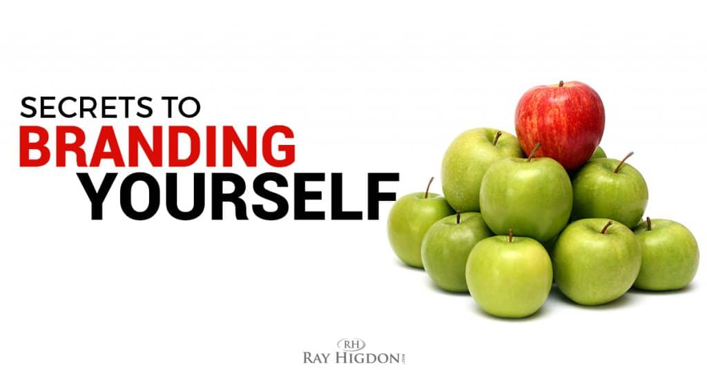 Secrets to Branding Yourself