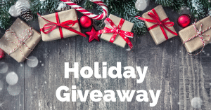 Holiday Giveaway Featured
