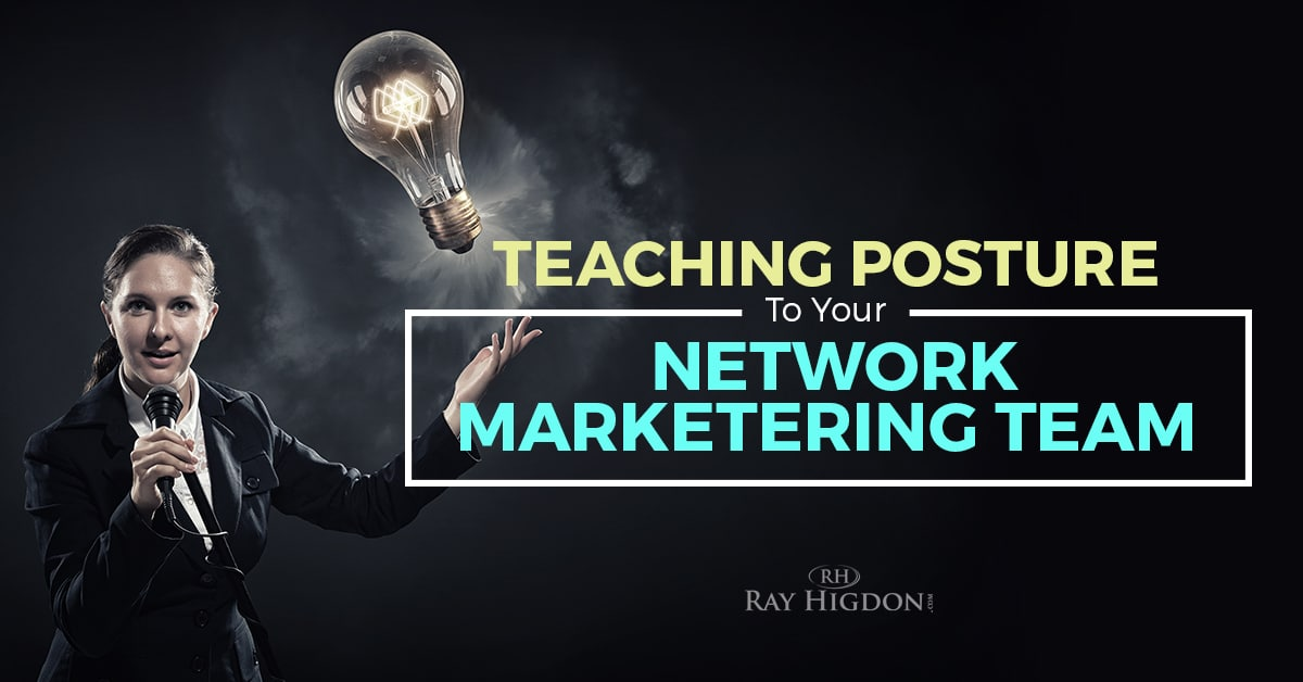 posture network marketing
