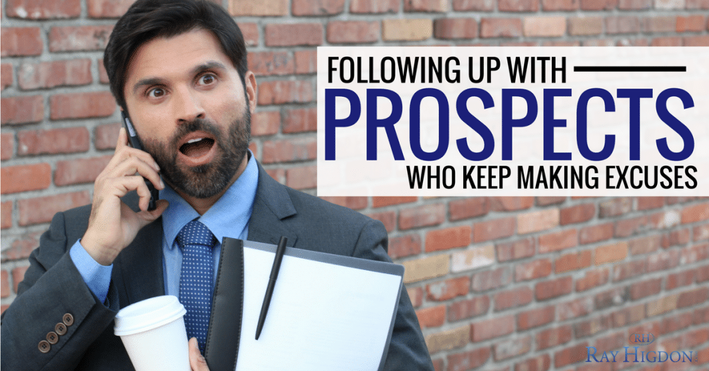 Following Up With Your Network Marketing Prospects