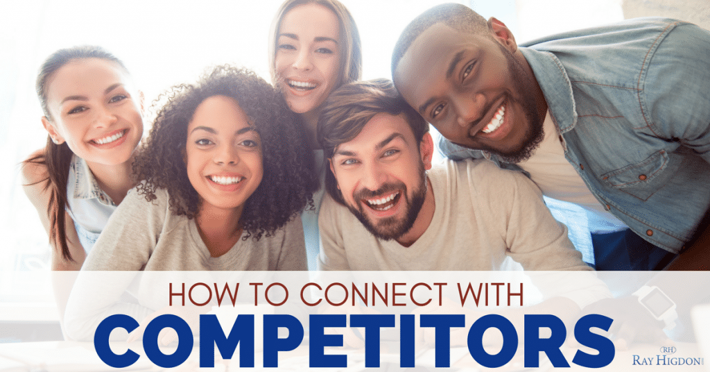 What To Do When Connecting With Network Marketers Who Have Similar Products Or Services