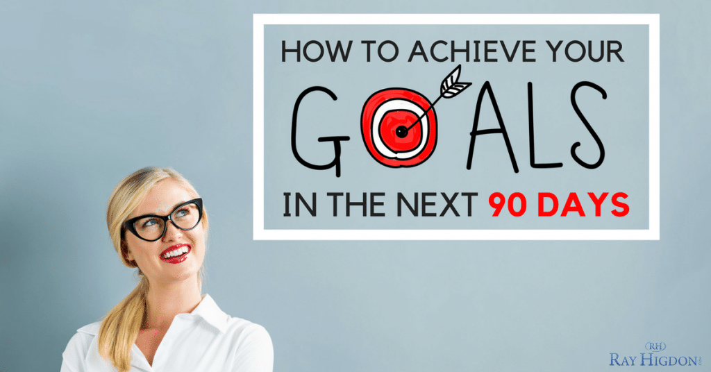 The Key To Achieving Your Network Marketing Goals In The Next 90 Days