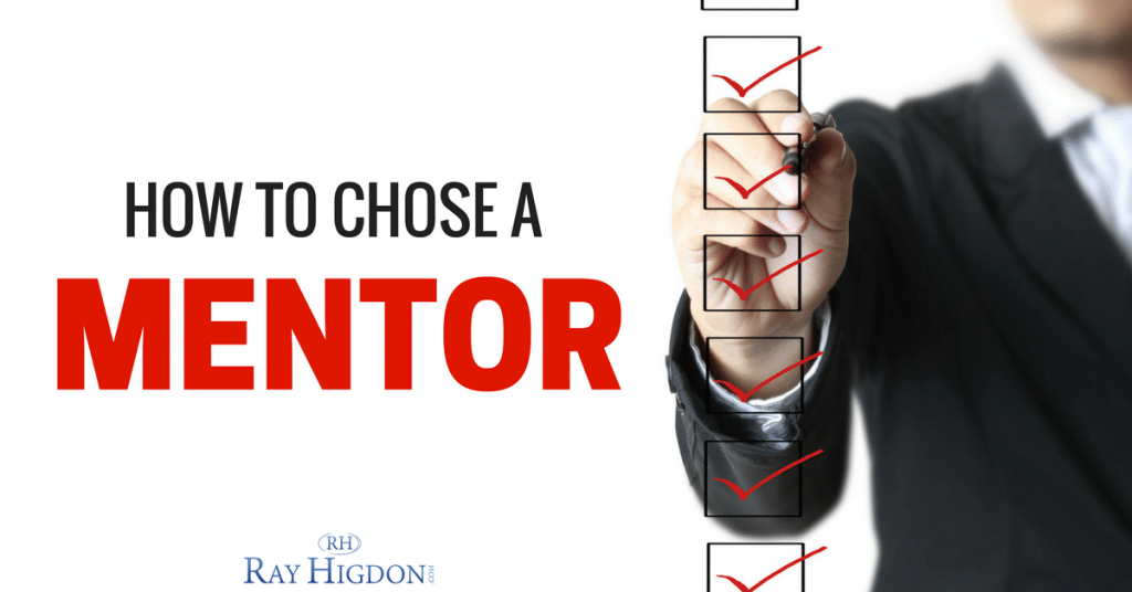 How To Choose A Network Marketing Mentor