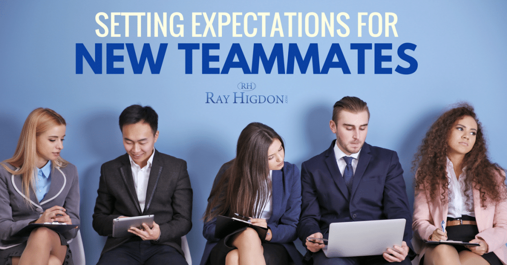 How To Set Expectations For New Network Marketing Teammates