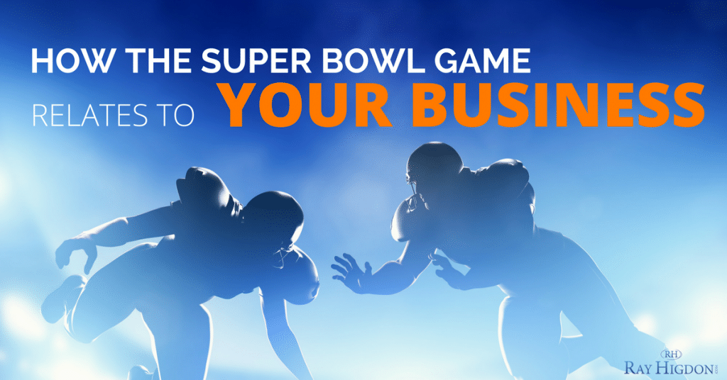 How The Super Bowl Game Relates To Your Network Marketing Business