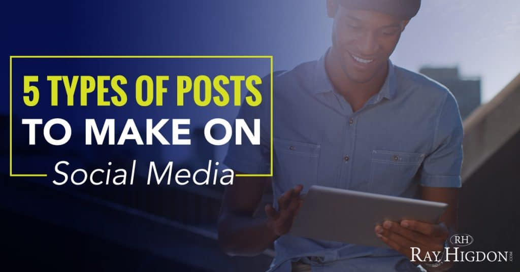 Social Media Recruiting: 5 Types of Posts To Make On Social Media