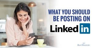 Social Media Recruiting: What You Should Post On LinkedIn