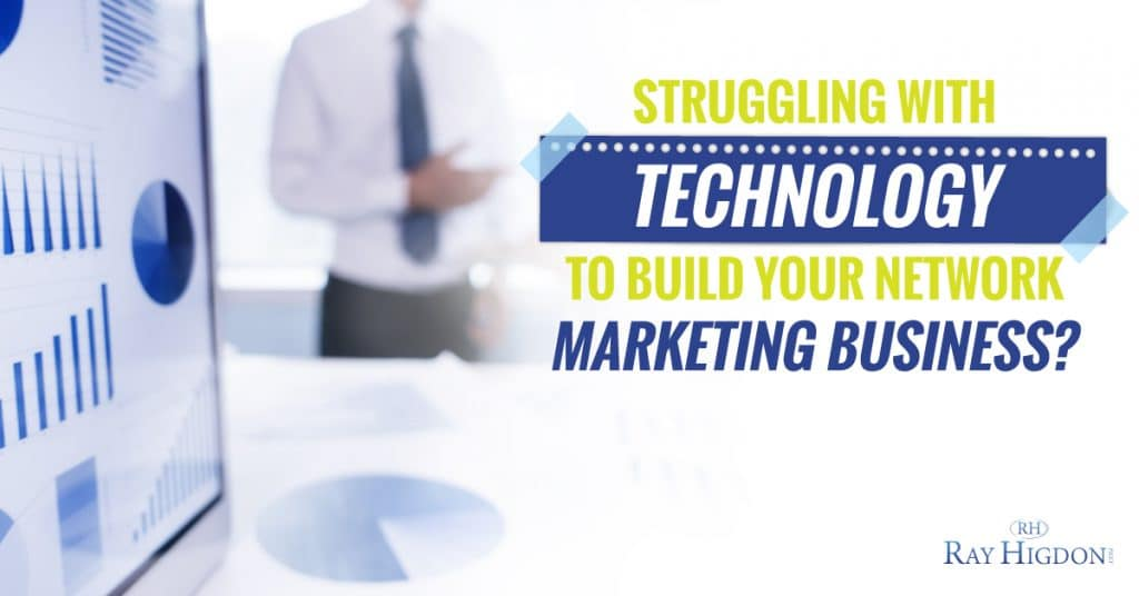 technology network marketing business