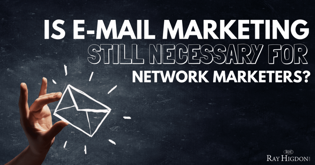 email marketing network marketers