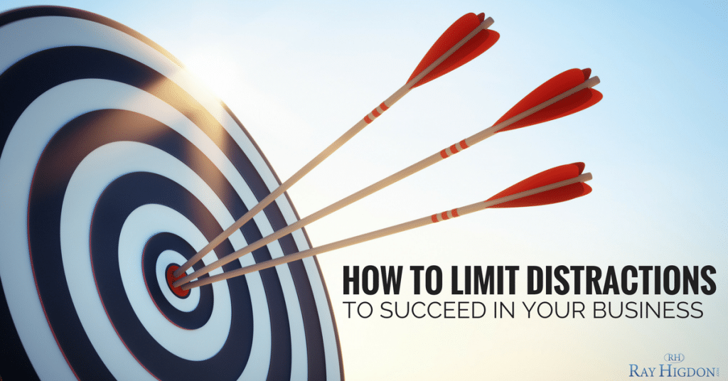How To Limit Distractions To Succeed In Network Marketing