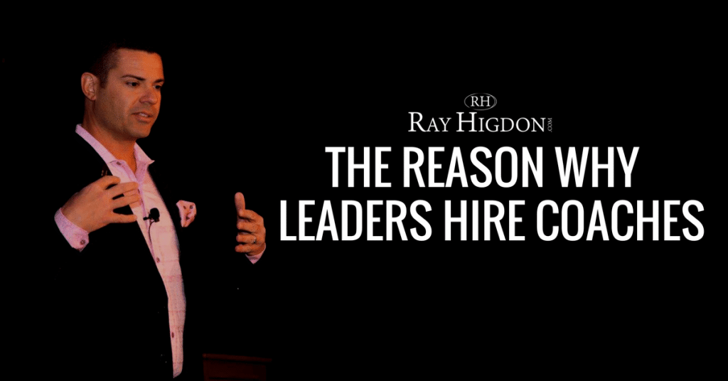 The Reason Why Leaders Hire Coaches