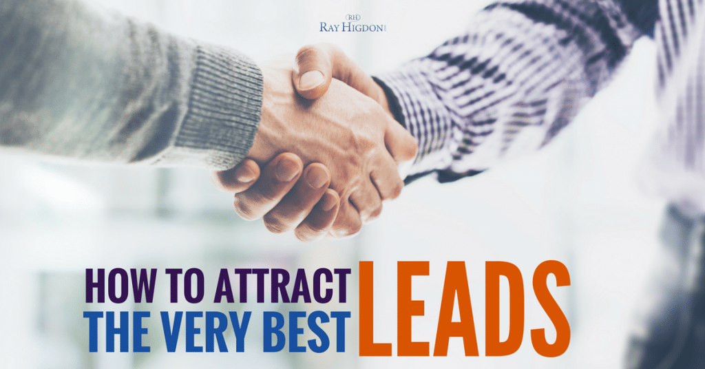 How To Attract The Very Best MLM Leads