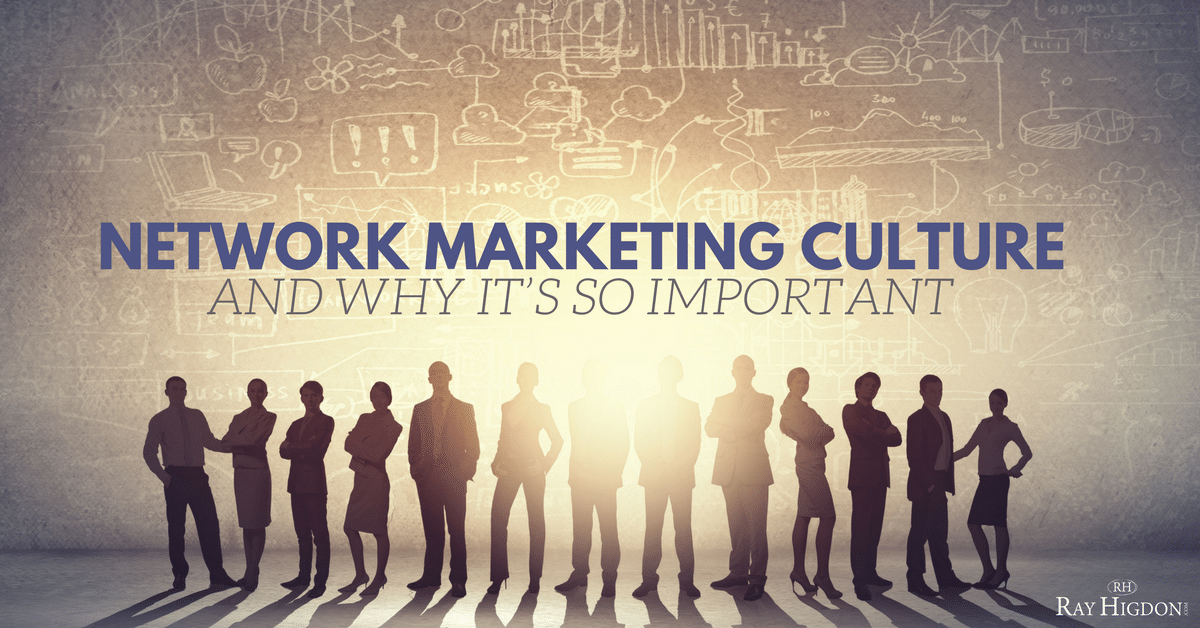 network marketing culture