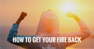 How To Get Your Fire Back To Be Successful In Network Marketing