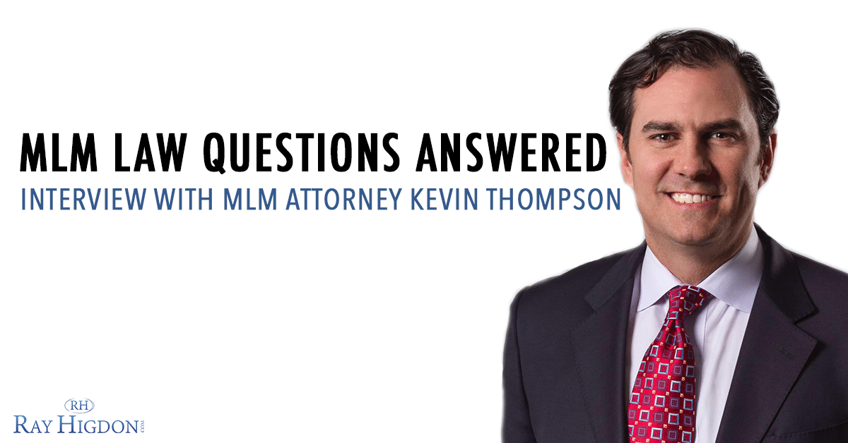 Image result for kevin thompson mlm attorney
