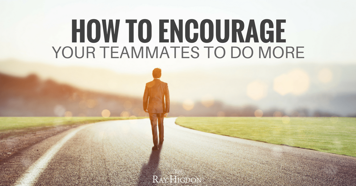 network marketing teammates