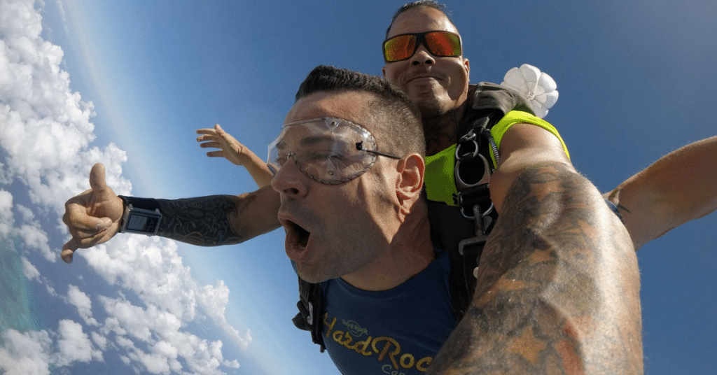 Skydiving Video That Will Make You Feel Unstoppable