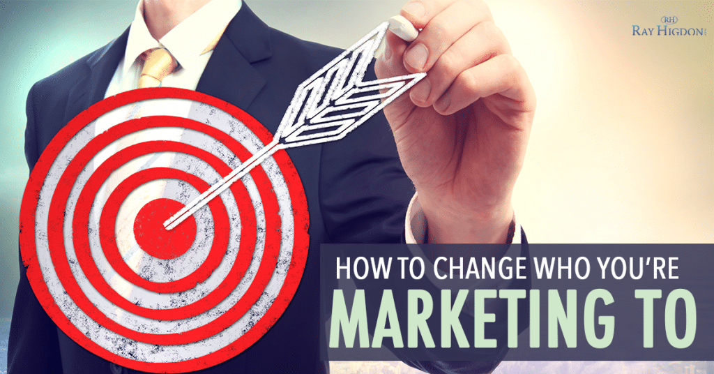 MLM Strategies: How To Change Who You're Marketing To