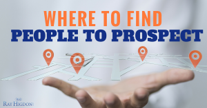 MLM Leads: Where To Find People To Prospect