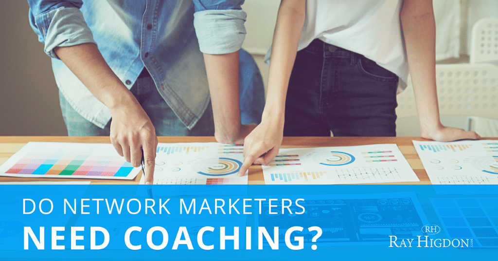 Do Network Marketers Need Accountability Coaching?