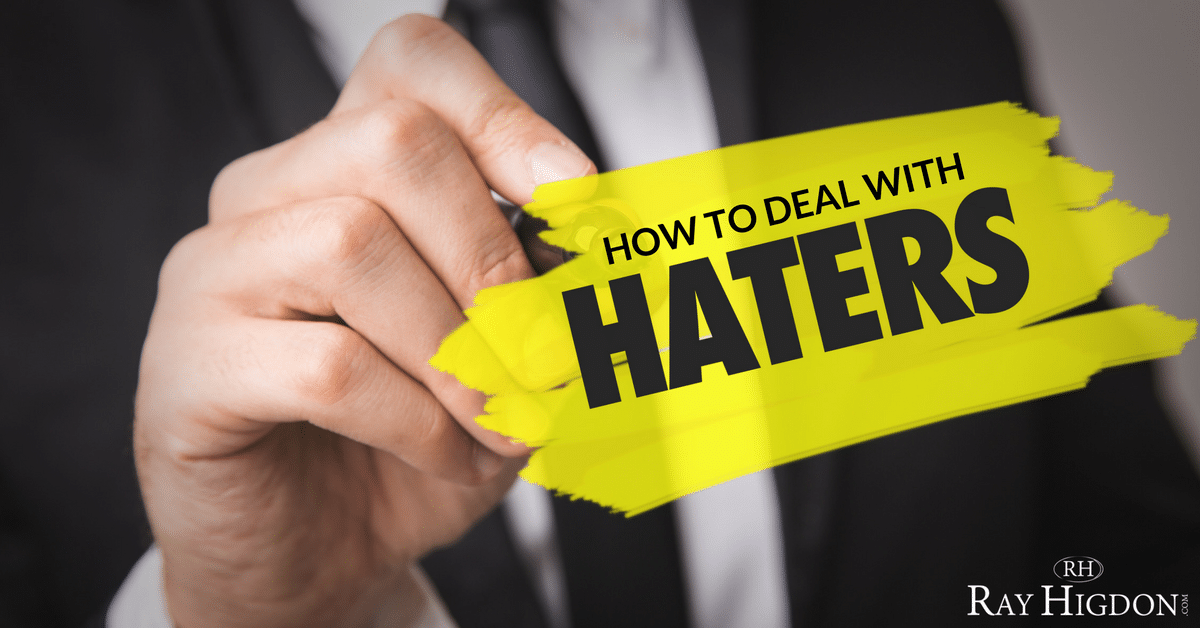 network marketing haters
