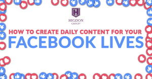 Attraction Marketing: How To Create Daily Content For Your Facebook Lives